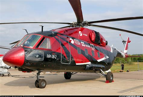 mil mi 38 2 mil design bureau aviation photo 2308791