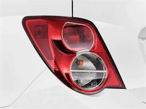 2015 chevy sonic tail light image 2012 chevrolet sonic 4 door sedan 1lt tail light