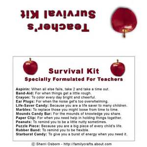 Survival Kit Template by Survival Kit Printable Tag Just B Cause