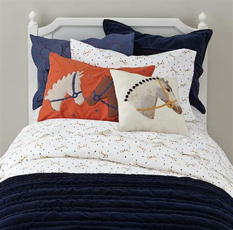 land of nod bedding equestrian bedding from the land of nod horses heels