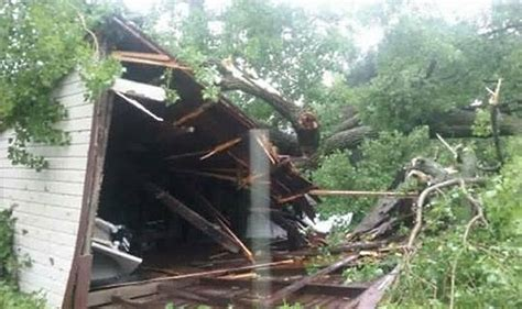 The Whip Shed by Tornado Sirens Sound In Mountain Lake Update With More