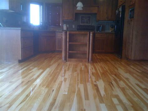 Unfinished Flooring by Hickory Unfinished