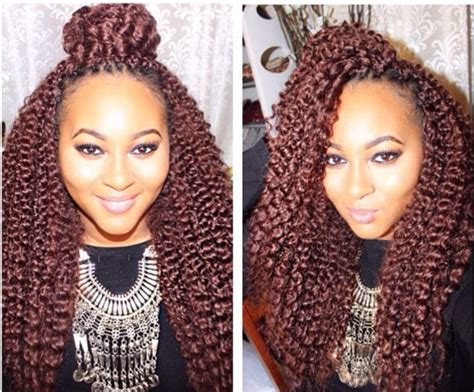 Hairstyles For Crochet Braids by Crochet Hairstyles Hairstyles
