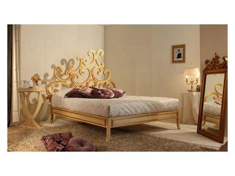 Klassische Betten by Bed Luxus Klassisch In Buche Blattgold Finish Idfdesign