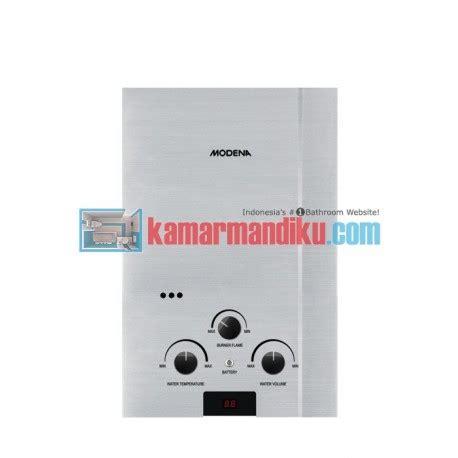 Water Heater Modena Rapido Gi 6 modena rapido inox 6 s gas pemanas air