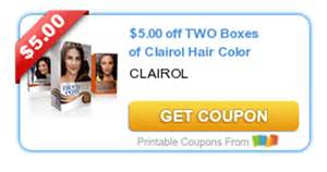 clairol hair color coupons printable coupons for july 2016