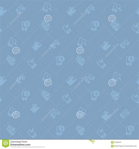 pattern background online ecommerce online shopping seamless pattern stock vector