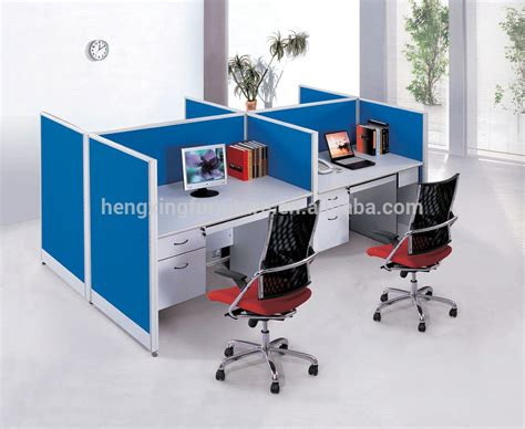Office Desk Partitions 2015 New Office Workstation With Storage Overhead Cabinet Office Table Cubicle Parititon Hx