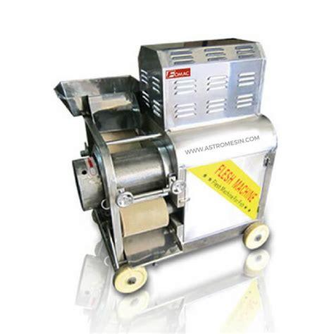 Mixer Roti Fomac fish bone separator fmb bs09s astro mesin