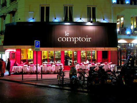 Le Comptoir St Germain by Where To Eat In Top Restaurants Design Agenda
