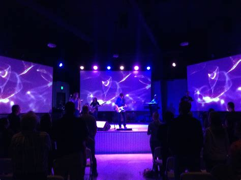 Church Stage Lighting rockpointe church stage lighting sound and