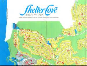 shelter cove california map maps and photos