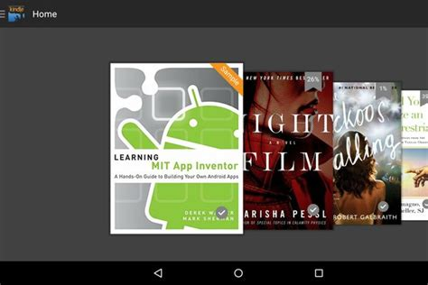 android kindle app kindle app update adds x push notifications better