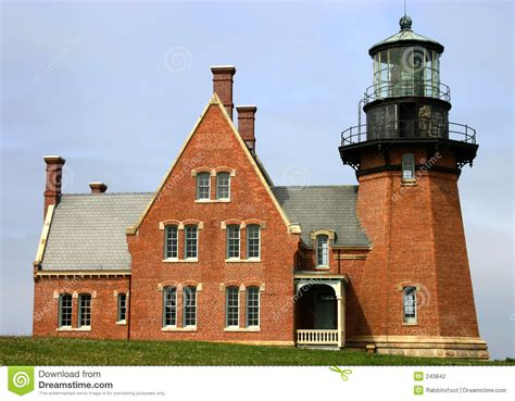 majestic island light majestic lighthouse stock photography image 243842
