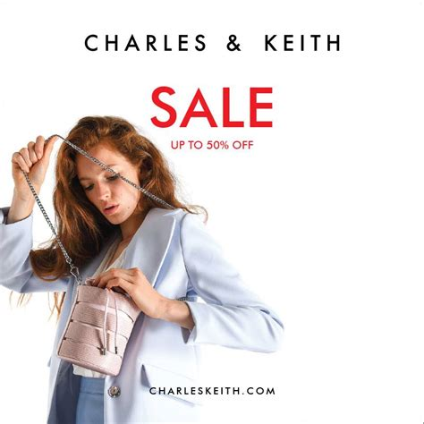 Charles N Keith Mules Sale hcm charles keith b 249 ng nổ quot sale up to 50 quot với gi 225