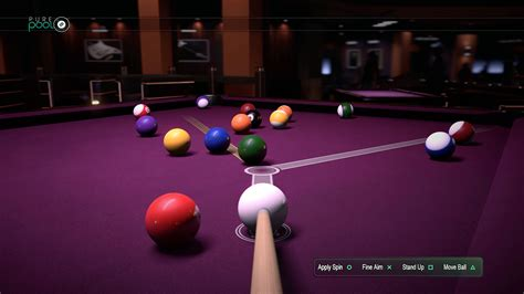 Ps4 Pool pool review simulated pool at its best playstation