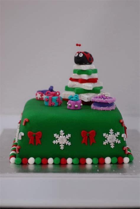 christmas cake decorating ideas  wow style