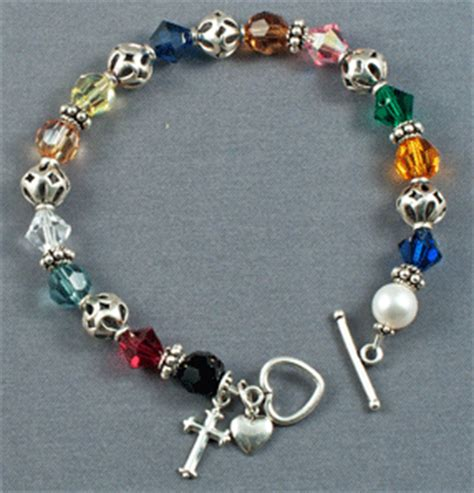 how to make a prayer bead bracelet lord s prayer bracelet