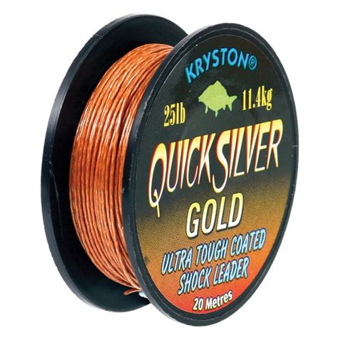 Quicksilver Gold by Kryston Quicksilver Gold