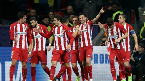 Atletico Madrid Home 1518 griez lightning atletico madrid s journey to the last 16