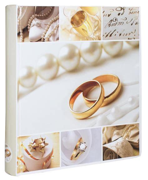 Hochzeit Perlen by Idena Markenshop Jumboalbum Quot Hochzeit Quot Mit Perlen Und