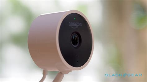amazon cloud cam amazon cloud cam review alexa will see you now slashgear