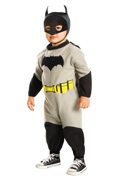 Romper Batman 1 Set toddler batman fleece romper