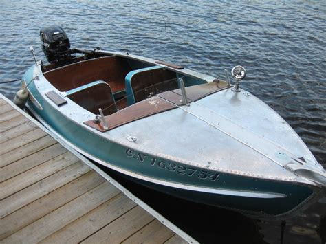 feathercraft boats meet 1957 rocket runabout rrii 5 187 b feather craft