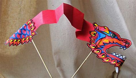 New Year Paper Crafts - paper crafts
