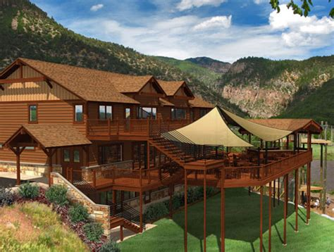 Cabins In Glenwood Springs by Glenwood Resort And Colorado Adventure Center