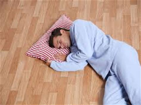 Sleeping On The Floor For Back is it for your back if you sleep on the floor md