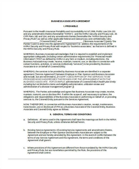 hipaa confidentiality agreement template hipaa agreement form christopherbathum co