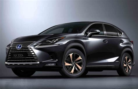 lexus nx 2018 colors 2018 lexus nx 300h colors release date changes price 2018 2019 lexus
