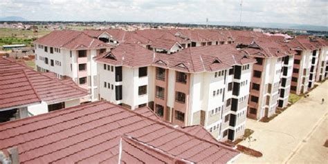 Residential House Plans In Botswana kenya to build 20 000 housing units for police