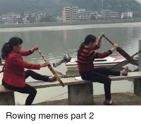 Rowing Memes - 25 best memes about avant garde chinese meme and memes