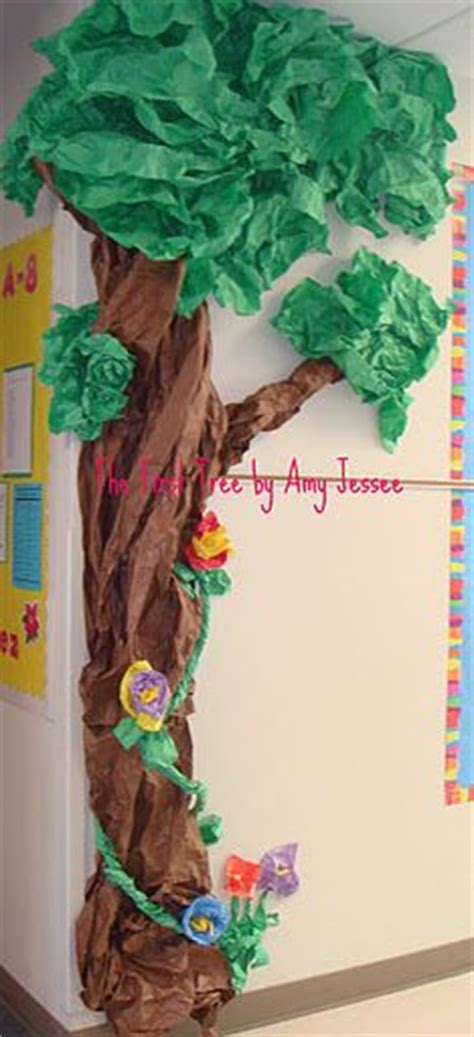 How To Make Rainforest Trees Out Of Paper - nslw 2014 get in the jumanji on