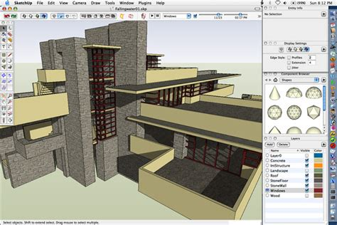 sketchup layout mac download architosh news gt siggraph 2004 report state of 3d on the