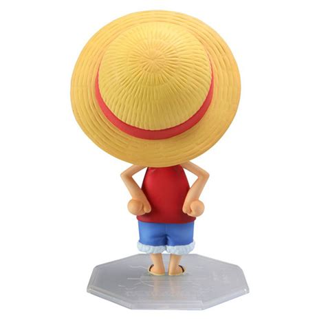 One Pop Luffy Mild Figure B153 portrait of the collection monkey d luffy p o