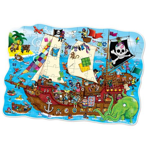 ship jigsaw puzzles pirate ship jigsaw puzzle