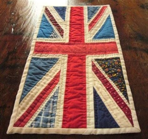 Union Patchwork Quilt - posts quilt and union on