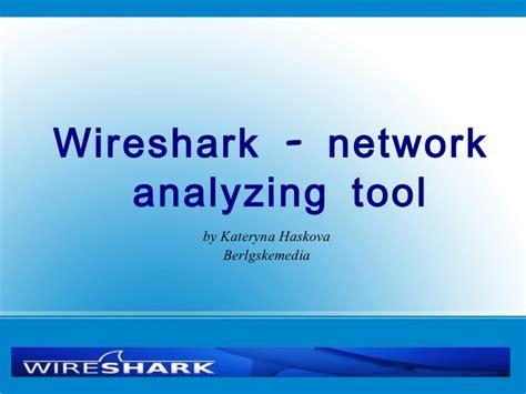wireshark tutorial slideshare wireshark presentation