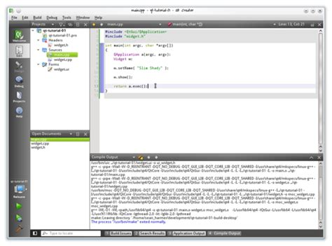 qt programming amazon basic qt programming tutorial qt wiki