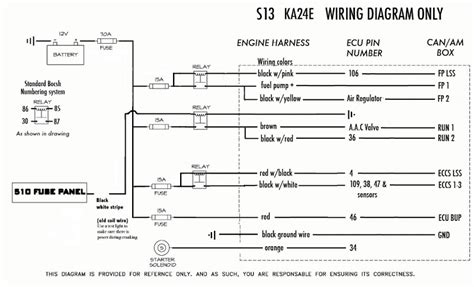 ka24de alternator wiring diagram 4k wallpapers