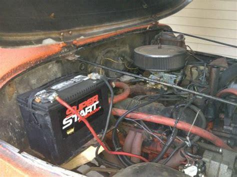 Jeep 304 Engine Buy Used 1979 Jeep Cj5 304 Engine In Sandusky Ohio