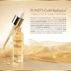 Serum Gold Ponds pond s product 101 on