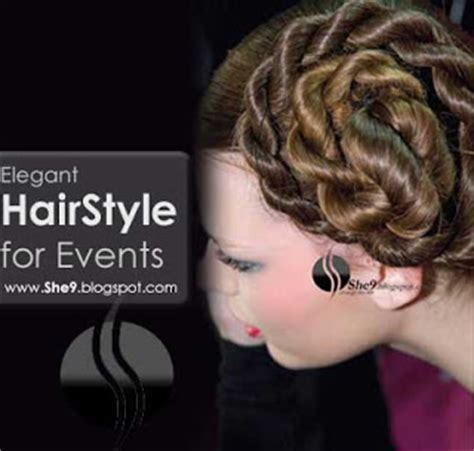 hairstyles for elegant events elegant hairstyles for events