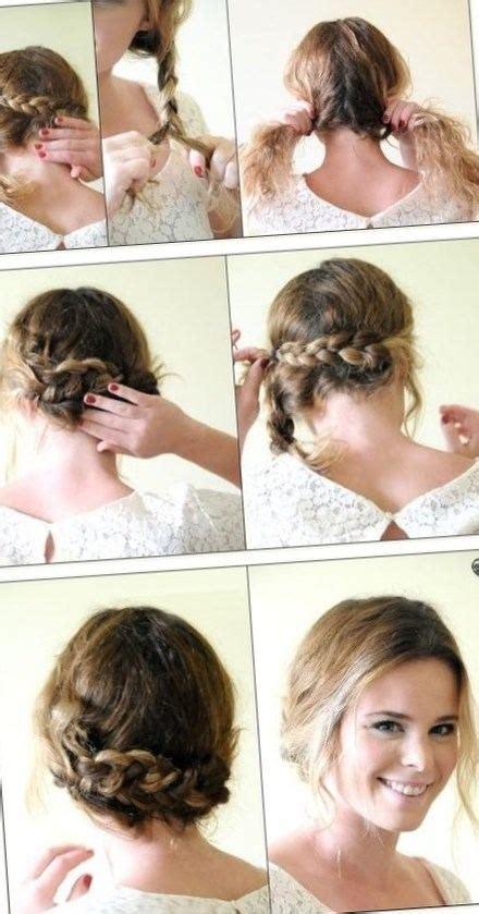 Modele De Coiffure Pour Cheveux Mi by Model De Coiffure Pour Cheveux Mi Tendances Et
