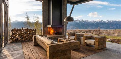 redux house in the mountains rustic combined with modern rustic luxury home in the mountains