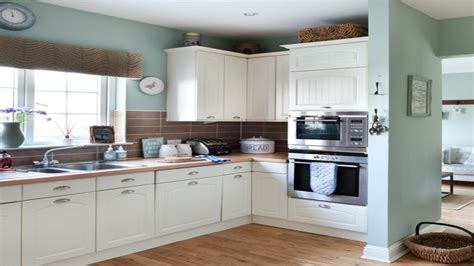 dining room  white wall tiles shaker style kitchens