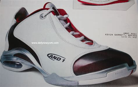 and1 basketball shoes review and1 and 1 kg kevin garnett ii basketball shoe white